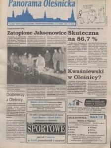 Panorama Oleśnicka: tygodnik Ziemi Oleśnickiej, 1996, nr 9