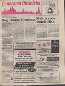 Panorama Oleśnicka: tygodnik Ziemi Oleśnickiej, 1996, nr 10