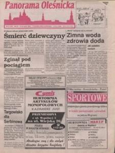 Panorama Oleśnicka: tygodnik Ziemi Oleśnickiej, 1996, nr 12