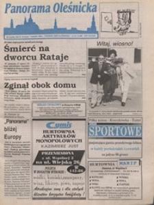 Panorama Oleśnicka: tygodnik Ziemi Oleśnickiej, 1996, nr 13
