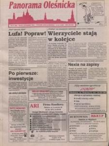 Panorama Oleśnicka: tygodnik Ziemi Oleśnickiej, 1996, nr 15