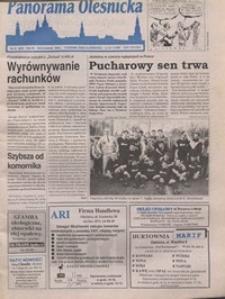 Panorama Oleśnicka: tygodnik Ziemi Oleśnickiej, 1996, nr 16
