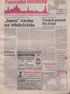 Panorama Oleśnicka: tygodnik Ziemi Oleśnickiej, 1996, nr 19
