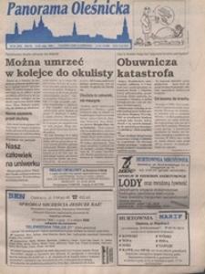 Panorama Oleśnicka: tygodnik Ziemi Oleśnickiej, 1996, nr 20