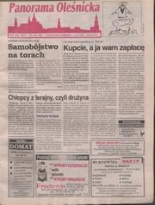 Panorama Oleśnicka: tygodnik Ziemi Oleśnickiej, 1996, nr 21