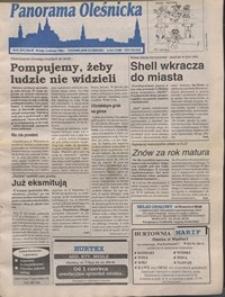 Panorama Oleśnicka: tygodnik Ziemi Oleśnickiej, 1996, nr 22