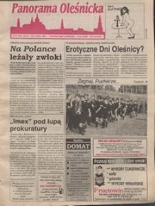Panorama Oleśnicka: tygodnik Ziemi Oleśnickiej, 1996, nr 23