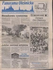 Panorama Oleśnicka: tygodnik Ziemi Oleśnickiej, 1996, nr 24