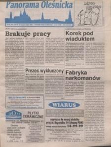 Panorama Oleśnicka: tygodnik Ziemi Oleśnickiej, 1996, nr 26