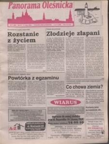 Panorama Oleśnicka: tygodnik Ziemi Oleśnickiej, 1996, nr 27
