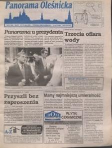 Panorama Oleśnicka: tygodnik Ziemi Oleśnickiej, 1996, nr 30