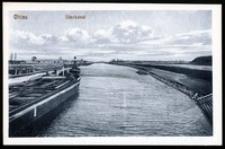 Ohlau - Oderkanal [Dokument ikonograficzny]