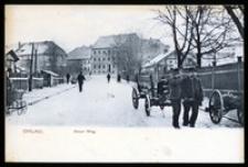 Ohlau - Neuer Weg [Dokument ikonograficzny]