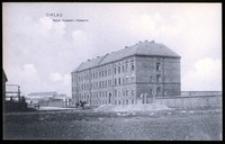 Ohlau - Neue Husaren-Kaserne [Dokument ikonograficzny]