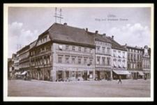 Ohlau - Ring und Breslauer Strasse [Dokument ikonograficzny]