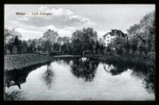 Ohlau - Park-Anlagen [Dokument ikonograficzny]