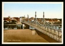 Ohlau - Oderbrücke [Dokument ikonograficzny]