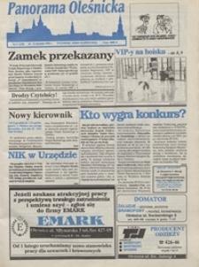 Panorama Oleśnicka: tygodnik Ziemi Oleśnickiej, 1994, nr 4