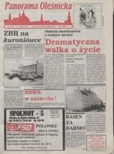 Panorama Oleśnicka: tygodnik Ziemi Oleśnickiej, 1994, nr 5