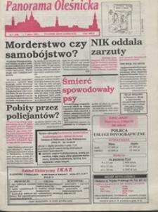 Panorama Oleśnicka: tygodnik Ziemi Oleśnickiej, 1994, nr 9