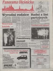Panorama Oleśnicka: tygodnik Ziemi Oleśnickiej, 1994, nr 11