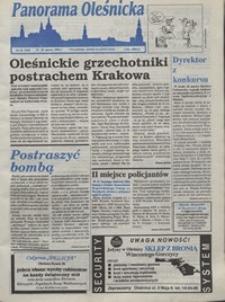 Panorama Oleśnicka: tygodnik Ziemi Oleśnickiej, 1994, nr 12
