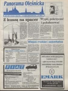 Panorama Oleśnicka: tygodnik Ziemi Oleśnickiej, 1994, nr 17