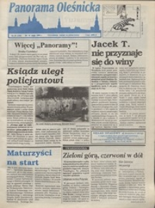 Panorama Oleśnicka: tygodnik Ziemi Oleśnickiej, 1994, nr 19
