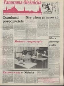 Panorama Oleśnicka: tygodnik Ziemi Oleśnickiej, 1994, nr 20