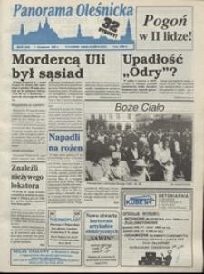 Panorama Oleśnicka: tygodnik Ziemi Oleśnickiej, 1994, nr 23