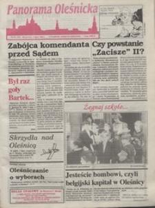 Panorama Oleśnicka: tygodnik Ziemi Oleśnickiej, 1994, nr 26