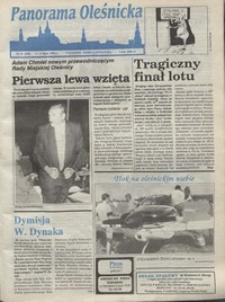 Panorama Oleśnicka: tygodnik Ziemi Oleśnickiej, 1994, nr 27