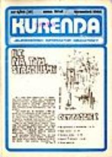 Kurenda : jeleniogórski informator oświatowy, 1988, nr 4 (13)
