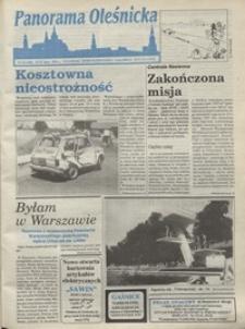 Panorama Oleśnicka: tygodnik Ziemi Oleśnickiej, 1994, nr 29