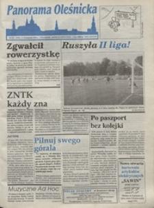 Panorama Oleśnicka: tygodnik Ziemi Oleśnickiej, 1994, nr 31