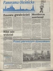 Panorama Oleśnicka: tygodnik Ziemi Oleśnickiej, 1994, nr 35