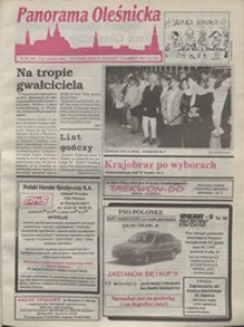 Panorama Oleśnicka: tygodnik Ziemi Oleśnickiej, 1994, nr 36