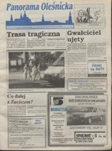 Panorama Oleśnicka: tygodnik Ziemi Oleśnickiej, 1994, nr 39