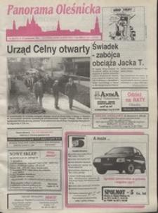 Panorama Oleśnicka: tygodnik Ziemi Oleśnickiej, 1994, nr 40