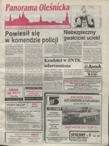Panorama Oleśnicka: tygodnik Ziemi Oleśnickiej, 1994, nr 42