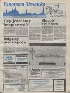 Panorama Oleśnicka: tygodnik Ziemi Oleśnickiej, 1994, nr 43