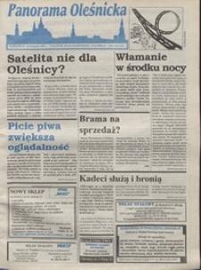 Panorama Oleśnicka: tygodnik Ziemi Oleśnickiej, 1994, nr 45