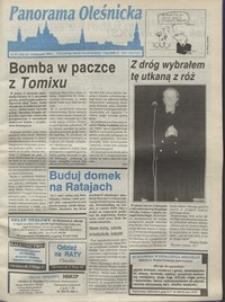 Panorama Oleśnicka: tygodnik Ziemi Oleśnickiej, 1994, nr 47