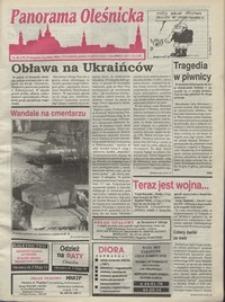 Panorama Oleśnicka: tygodnik Ziemi Oleśnickiej, 1994, nr 48