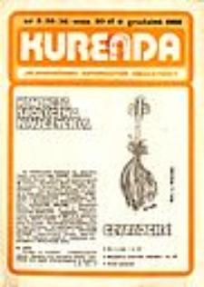 Kurenda : jeleniogórski informator oświatowy, 1988, nr 5 (14)