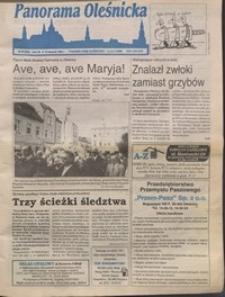 Panorama Oleśnicka: tygodnik Ziemi Oleśnickiej, 1996, nr 32