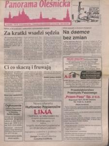 Panorama Oleśnicka: tygodnik Ziemi Oleśnickiej, 1996, nr 33