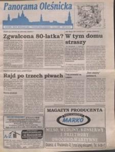 Panorama Oleśnicka: tygodnik Ziemi Oleśnickiej, 1996, nr 34