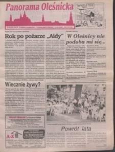 Panorama Oleśnicka: tygodnik Ziemi Oleśnickiej, 1996, nr 35