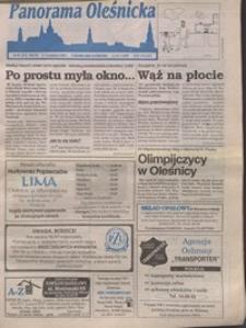 Panorama Oleśnicka: tygodnik Ziemi Oleśnickiej, 1996, nr 36